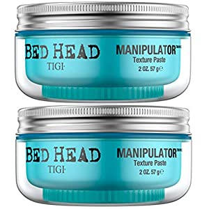 Bed Head by Tigi Manipulator Hair Styling Texture Paste for Firm Hold 57 g, Pack of 2