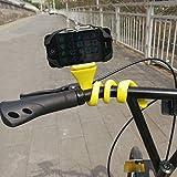 ACAMPTAR Soporte de TríPode Monopie Palo Selfie Flexible para CáMara de TeléFono Coche Bicicleta Universal