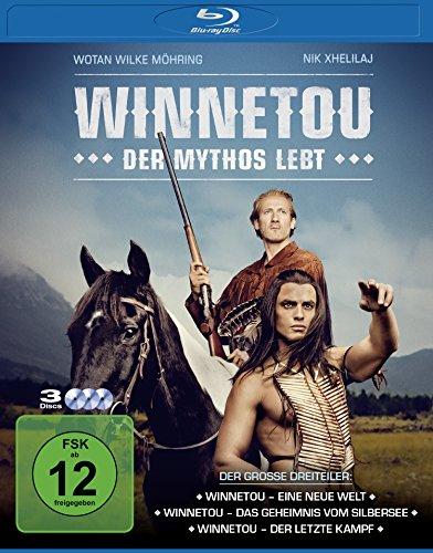 Winnetou - Der Mythos lebt [Blu-ray]