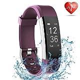 Fitness Tracker Heart Rate Monitor Lattie Smart Watch Activity Tracker Pedometer