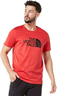 The North Face Men's Easy T-Shirt, Red