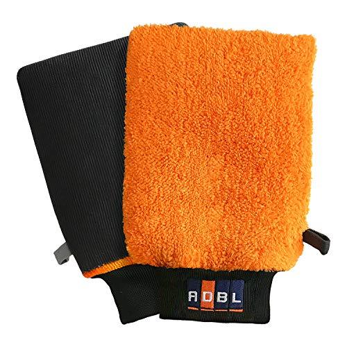 ADBL Clay Handschuh Lackpeeling Lackknete Waschhandschuh mit Knete