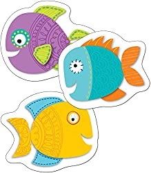 Fish Mini Cut-Outs