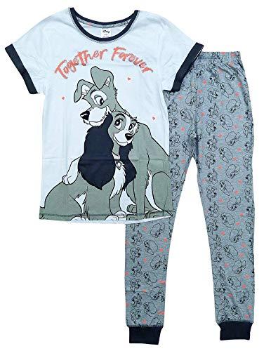 Pijama oficial de Disney Lady and The...