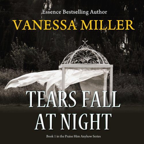 Tears Fall at Night audiobook cover art