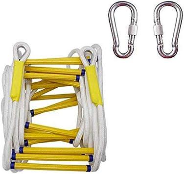 Escalera de cuerda, tubo aislante de resina antideslizante ...