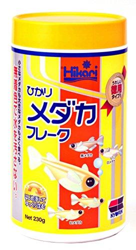 ヒカリ (Hikari) ひかりメダカフレーク 230g