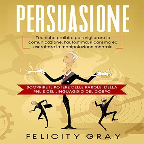 Persuasione copertina
