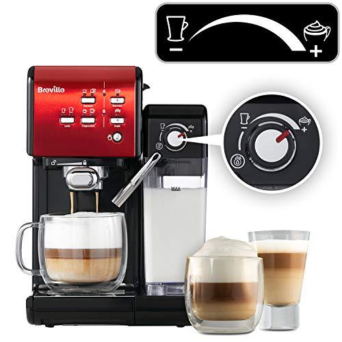 Breville - Prima Latte II machine à café espresso - latte et cappuccino - pompe professionnelle 15...