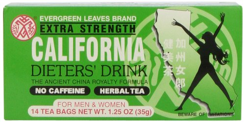 California Dieter's Tea Drink, 14-Count