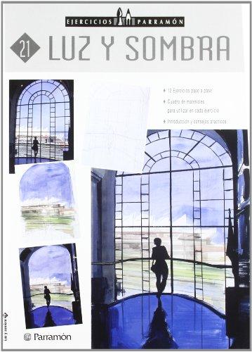 Ejercicios Parramón Luz y sombra