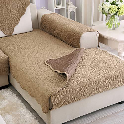 HUANZI Couch Cover Mascotas Gato Protector De Arañazos Juegos De Sofás, Funda De 1 Pieza, Funda De Sofá Antideslizante Lavable para Cabello Corto,Corner,1piece70*70cm