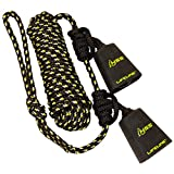 Hunter Safety System Lifeline for Tree-Stand Hunting Safety Harness, Reflective, Tandem