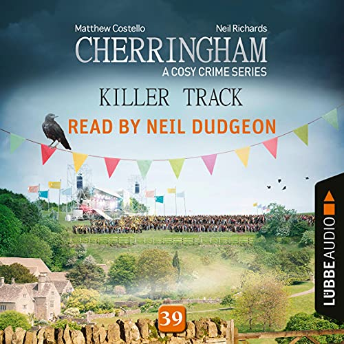 Killer Track: Cherringham. A Cosy Crime Series - Mystery Shorts 39