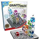 ThinkFun Gravity Maze Marble Run Brain Game and STEM Toy for Boys and Girls Age 8 and Up  Toy of the Year Award Winner