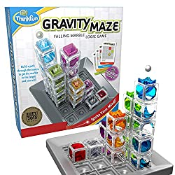 Best Toys for 9 Year Old Boys-ThinkFun Gravity Maze