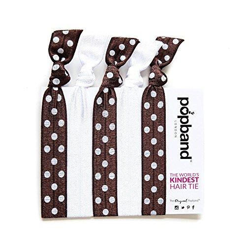 Popband Pretty Woman - Paquet de 5 Élastiques à Cheveux Popbands