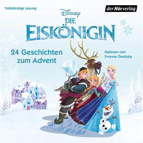 Die Eiskönigin. 24 Geschichten zum Advent Titelbild