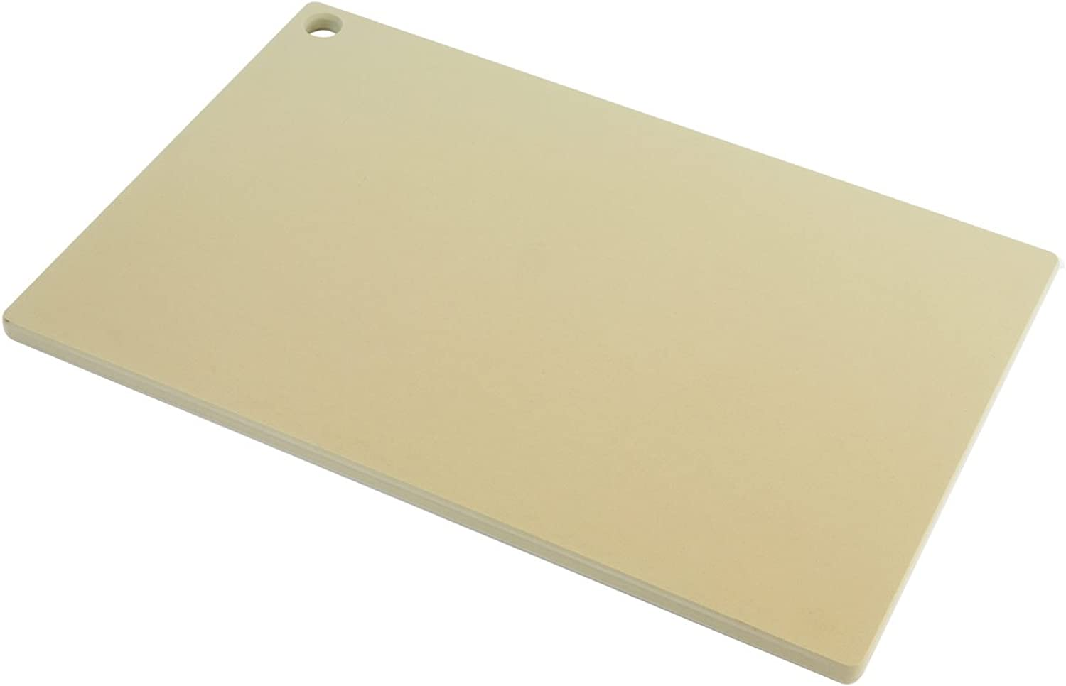 Professional Rubber Cutting Board, 18x12 - Cut Proof Synthetic Surface for Premium Knives