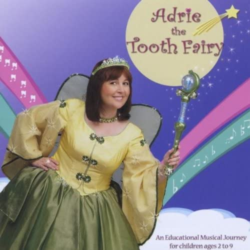 Adrie The Tooth Fairy