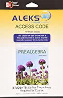 Aleks 360 Access Card (11 Weeks) for Prealgebra