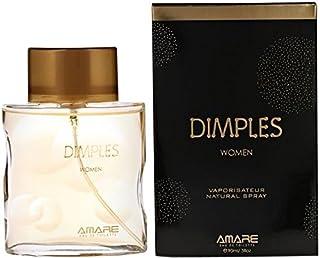 Dimples by Amare Eau de Toilette for Women, 90 ml