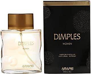 Dimples by Amare - perfumes for women - Eau de Toilette, 90 ml
