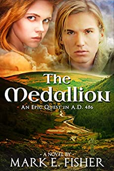 The Medallion by [Mark E. Fisher]