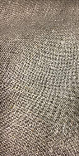 Der Stoffdealer • 100prozent Hanfstoff • Meterware • Natur • 150cm breit • nach Ökotexstandard hergestellte Wolle • 360 Gramm/lfd Meter