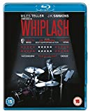 Whiplash [Blu-ray] [UK Import]