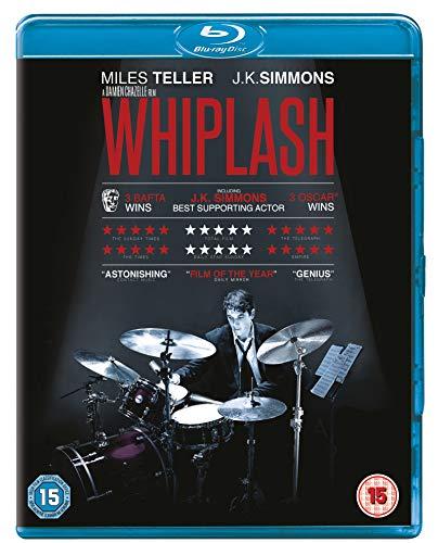 Whiplash [Reino Unido] [Blu-ray]
