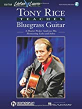 tony rice guitar lesson
