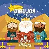 Dibujos Para Colorear Reyes Magos: 30 diseños únicos del día de los Reyes para niños