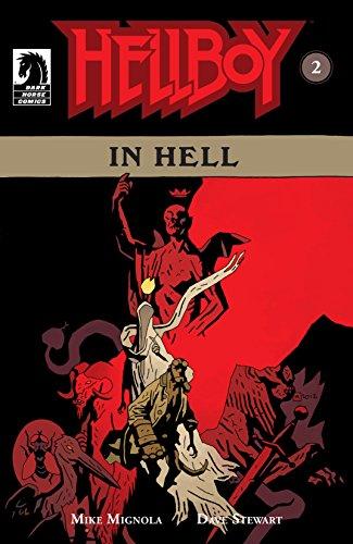 Hellboy in Hell #2 (English Edition)