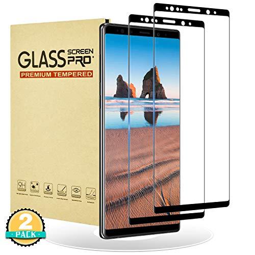 pas cher un bon Verre trempé RII MUHIR pour Samsung Galaxy Note 8 [Lot de 2] Protecteur d'écran Samsung Galaxy…