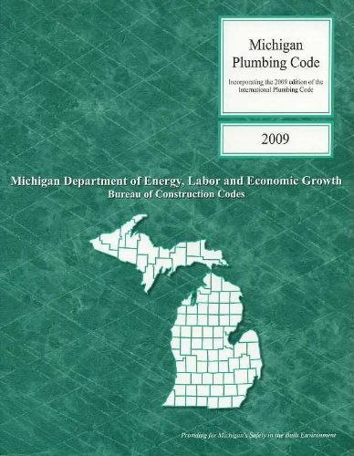 2009 Michigan Plumbing Code