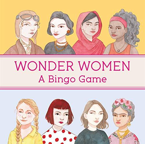 Wonder Women Bingo (Magma for Laurence King)