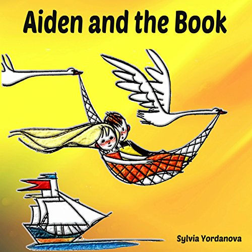 Aiden and the Book audiobook cover art