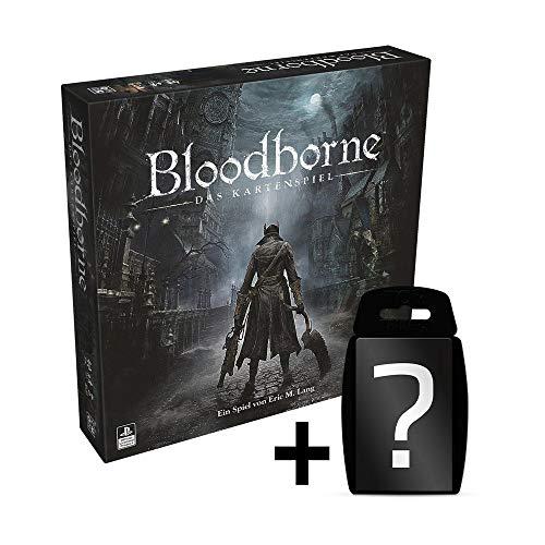 Bloodborne - Das Kartenspiel | DEUTSCH | Set inkl. Kartenspiel