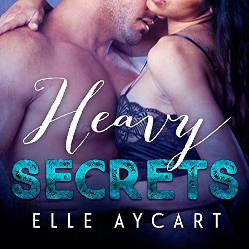 Heavy Secrets audiobook cover art