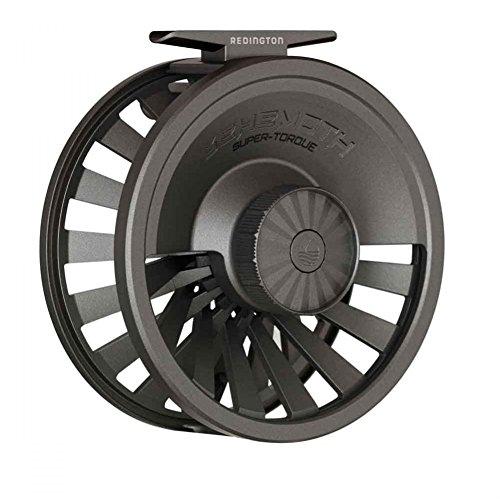 Redington Behemoth 5/6 Extra Spool Gunmetal Carbon Fiber Drag Trout