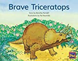 Rigby PM: Leveled Reader Green Fiction Level 12 Grade 1-2 Brave Triceratops