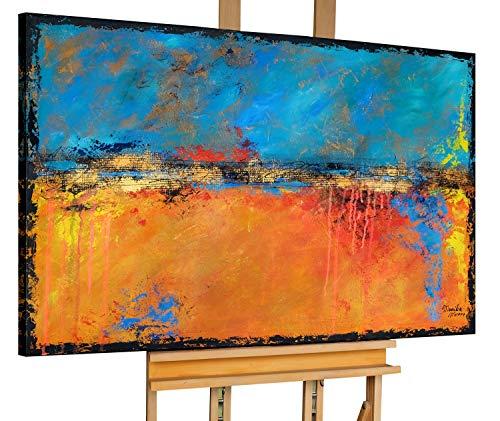 KUNSTLOFT Das Kunstwerk ist 120x80cm groß