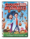 Cloudy with a Chance of Meatballs (Single-Disc Edition)