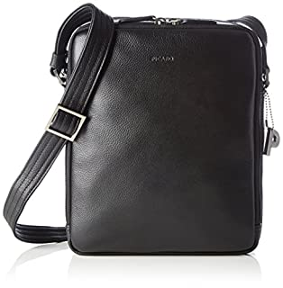 Schultertasche aus Leder von Picard, Serie Milano, schwarz 6037 (B001W0SNS8) | Amazon price tracker / tracking, Amazon price history charts, Amazon price watches, Amazon price drop alerts