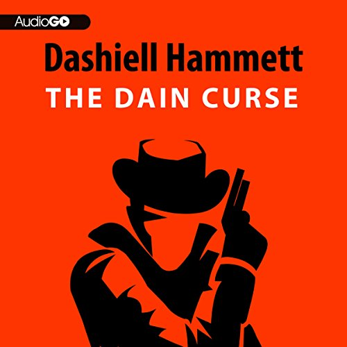 The Dain Curse audiobook cover art