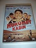 Hükümet Kadin (2013) / TURKISH Audio ONLY / English, German, Dutch, Turkish Subtitles [DVD Region 2 PAL]
