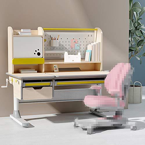 FCD Large Multi-Function Wooden Study Desk