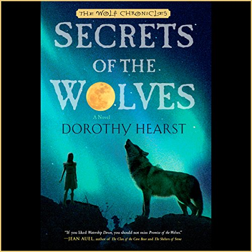 Secrets of the Wolves audiobook cover art