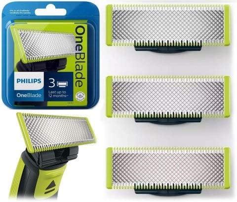 Philips QP230/50 - Cuchilla de recambio para Philips OneBlade, 3 cuchillas: Philips: Amazon.es: Salud y cuidado personal